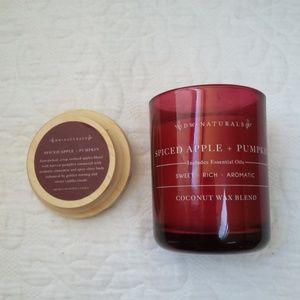 NEW! SPICED Apple & Pumpkin COCONUT Wax Candle